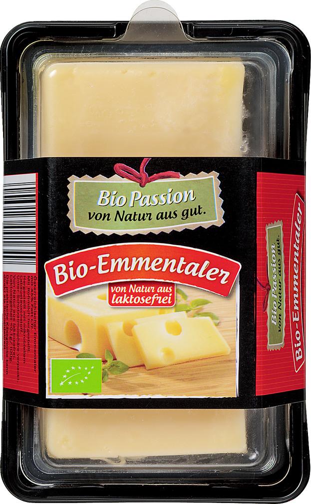 Abbildung des Sortimentsartikels Bio Passion Bio-Emmentaler 200g