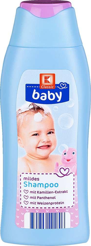 Abbildung des Sortimentsartikels K-Classic Baby Shampoo 250ml