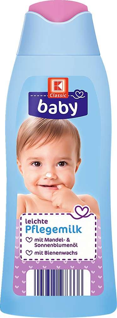 Abbildung des Sortimentsartikels K-Classic Baby Pflegemilk 250ml