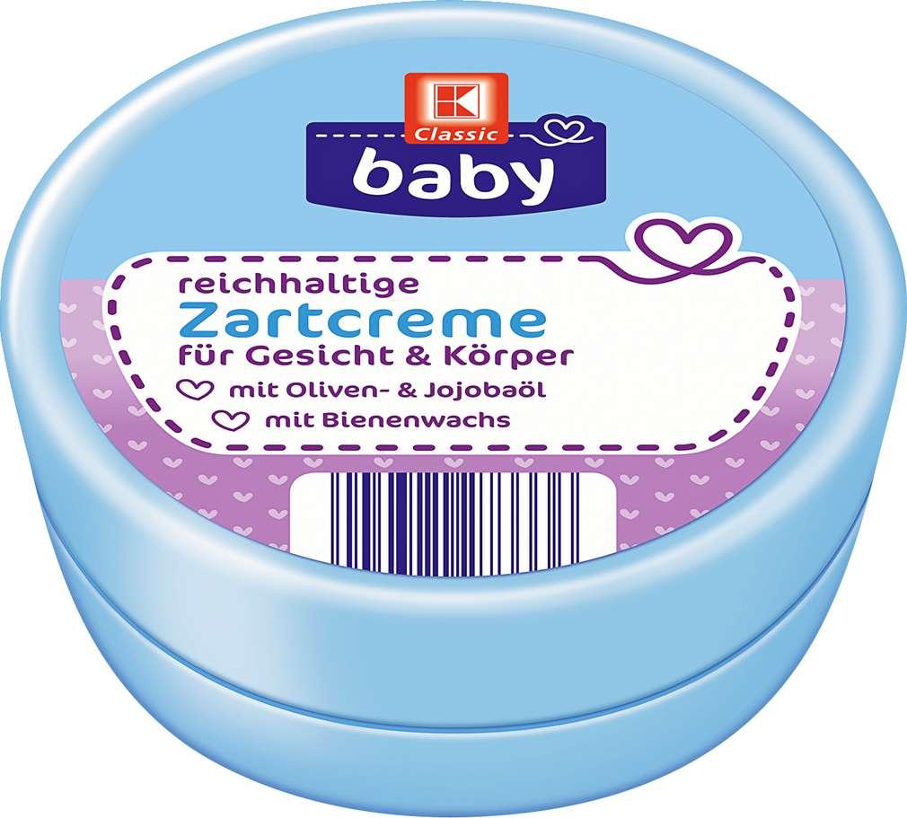 Abbildung des Sortimentsartikels K-Classic Baby Zartcreme 150ml