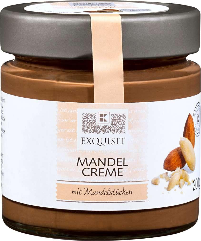 Abbildung des Sortimentsartikels Exquisit Mandel Creme 200g