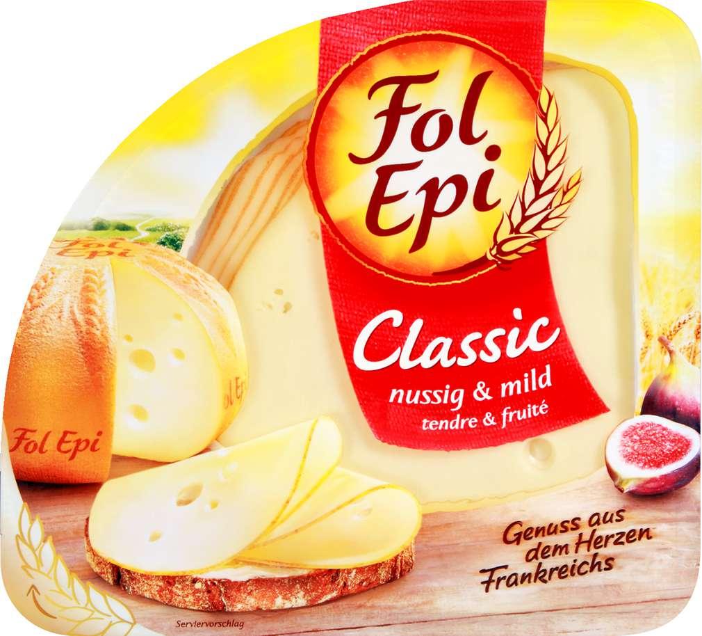 Abbildung des Sortimentsartikels Fol Epi Classic nussig & mild 150g