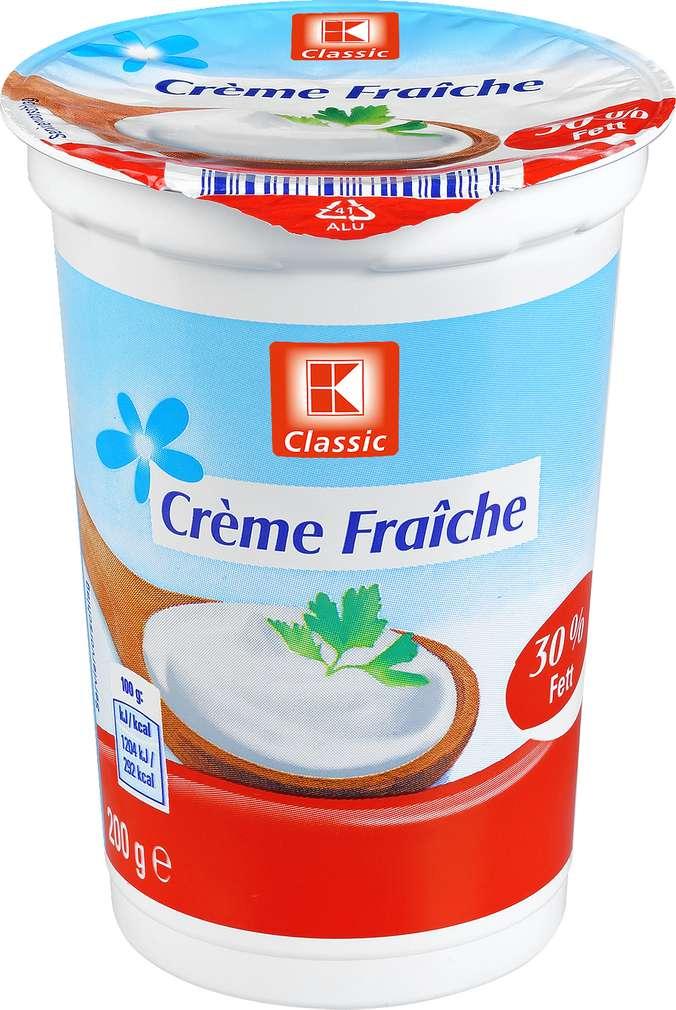 Abbildung des Sortimentsartikels K-Classic Crème Fraîche 200g