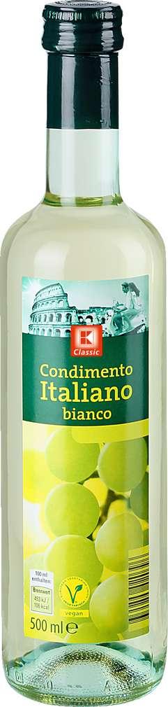Abbildung des Sortimentsartikels K-Classic Condimento Italiano bianco 500ml