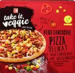 Abbildung des Sortimentsartikels A Vegetarische Pizza Delikat 380g