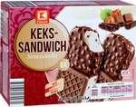 Abbildung des Sortimentsartikels C Keks-Sandwich Stracciatella 510ml, 6 Stück