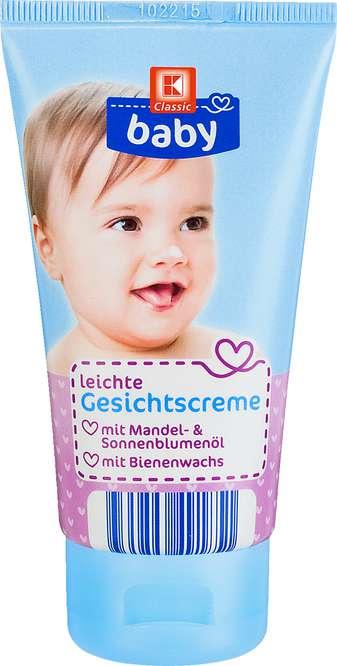 Abbildung des Sortimentsartikels K-Classic Baby Gesichtscreme 75ml