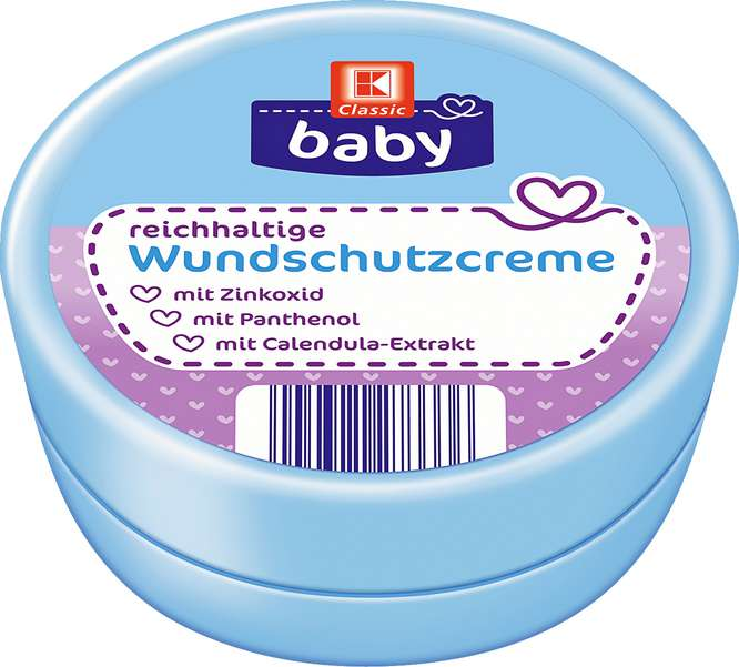 Abbildung des Sortimentsartikels K-Classic Baby Wundschutzcreme 150ml