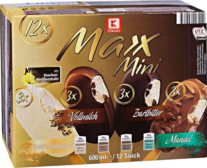 Abbildung des Sortimentsartikels C Maxx-Mini Eis 12x50ml