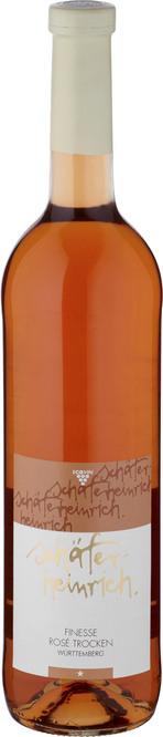Abbildung des Sortimentsartikels Weingut Schäfer-Heinrich Finesse Rosé trocken 0,75l