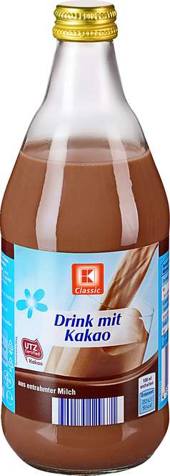 Abbildung des Sortimentsartikels C Kakao Drink 500ml