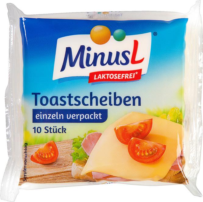 Abbildung des Sortimentsartikels MinusL Toast-Scheiben 200g