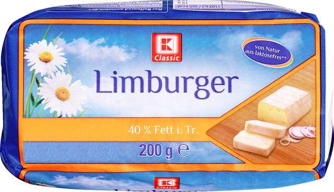 Abbildung des Sortimentsartikels K-Classic Limburger 200g