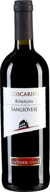 Abbildung des Sortimentsartikels Cultura Vini Voscarini Sangiovese 0,75l