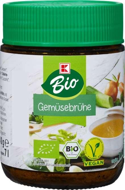 Abbildung des Sortimentsartikels K-Bio Gemüsebrühe 140g