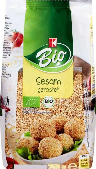 Abbildung des Sortimentsartikels B Sesam geröstet 250g