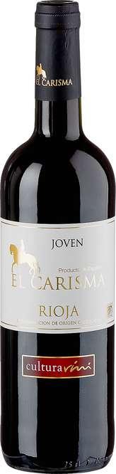 Abbildung des Sortimentsartikels Cultura Vini El Carisma Joven Rioja 0,75l