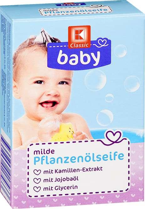 Abbildung des Sortimentsartikels K-Classic Baby Pflanzenölseife 100g