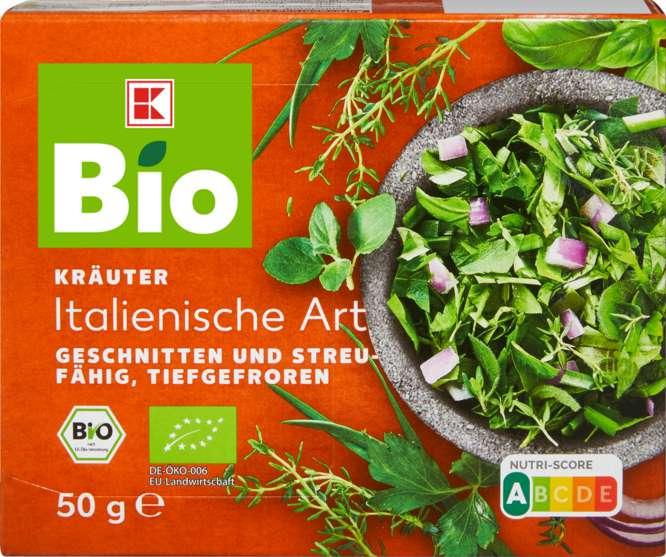 Abbildung des Sortimentsartikels K-Bio Italienische Kräuter 50g