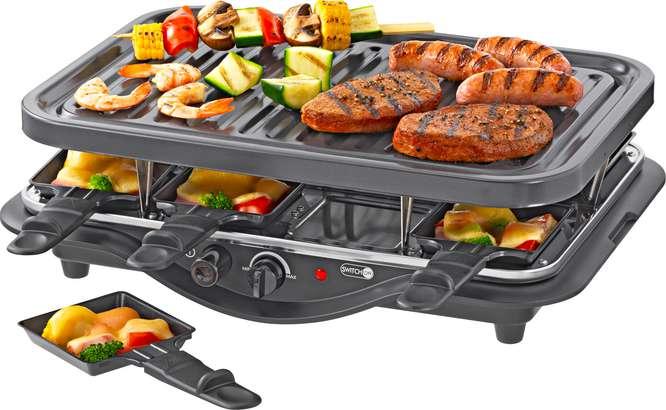 Abbildung des Sortimentsartikels U Raclette RA-B201