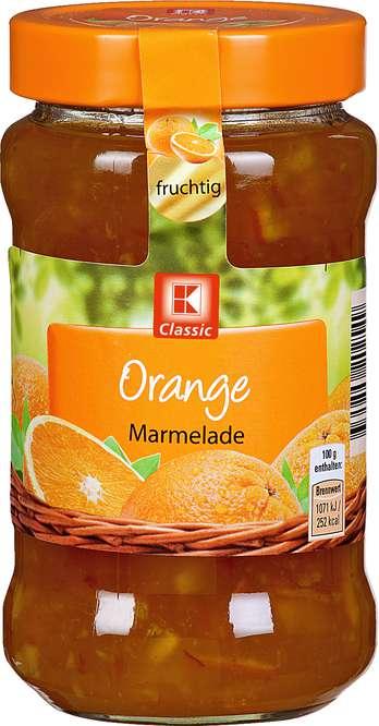 Abbildung des Sortimentsartikels C Orange Marmelade 450g