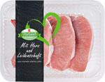 Abbildung des Angebots Schweinekotelett vom schwäbisch-hällischen Landschwein