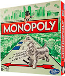 Abbildung des Angebots Hasbro Monopoly Classic