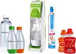 Abbildung des Angebots sodastream Trinkwassersprudler Super-Spar-Pack »Cool«