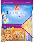 Abbildung des Angebots K-Classic Emmentaler oder Mozzarella