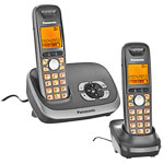 Abbildung des Angebots PANASONIC Schnurloses Duo-Telefon »KX-TG6522« mit AB
