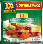 Abbildung des Angebots K-Classic Chicken Wings Barbecue