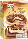 Abbildung des Angebots Dr. Oetker Kuchen-Backmischungen