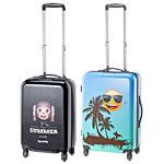 Abbildung des Angebots emoji ABS-Trolley Größe ca. 52 x 31 x 78 cm