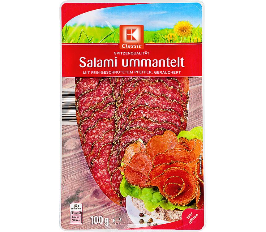 Salami Kaufland