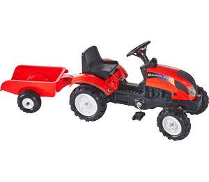 Abbildung des Angebots FALK Tret-Traktor mit Anhänger