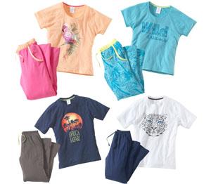 Abbildung des Angebots Damen- oder Herren-Pyjama