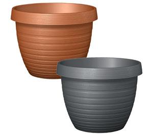 Abbildung des Angebots scheurich Pflanzenübertopf Größe ca. 35 cm Ø