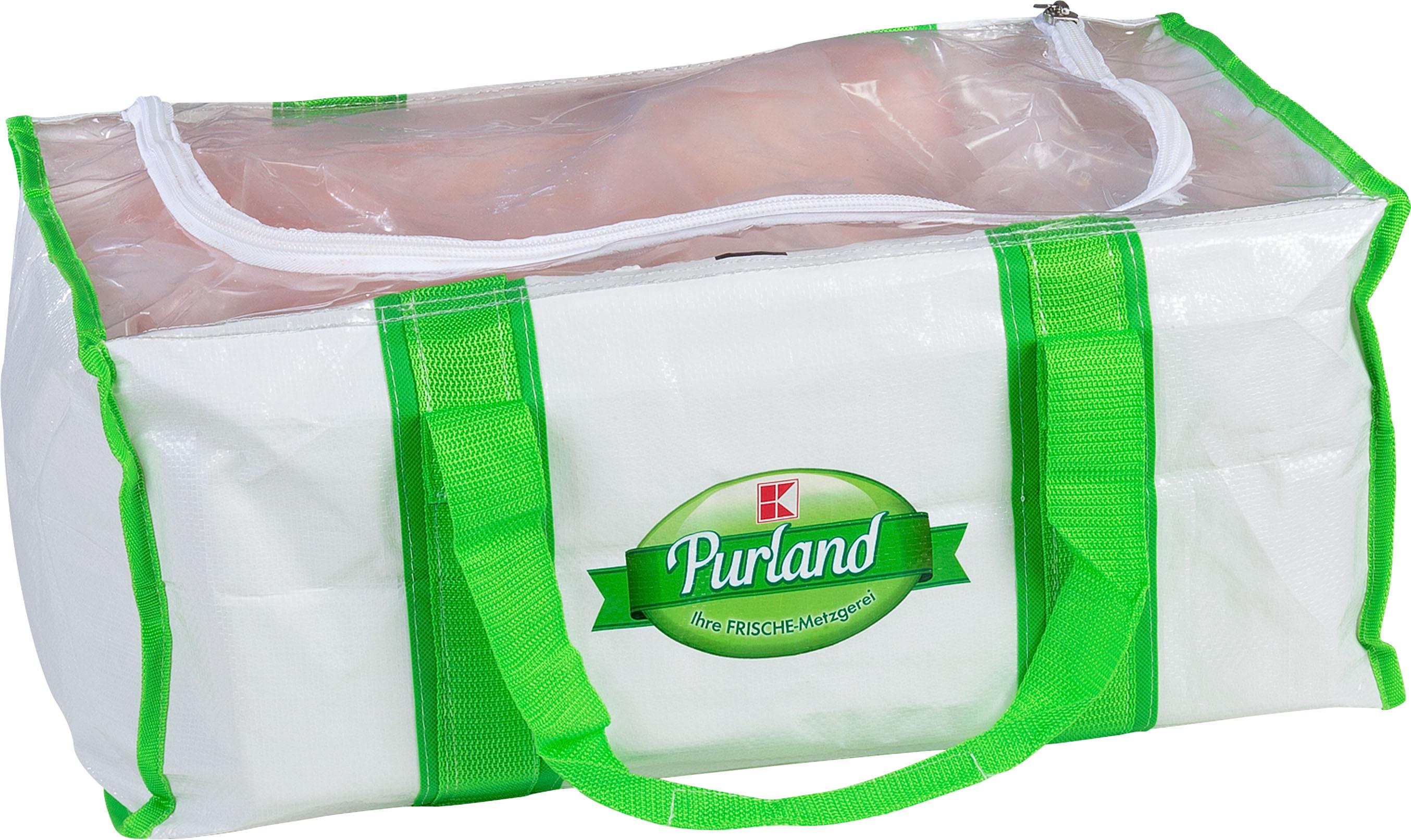 Abbildung des Angebots K-Purland Halbes Schwein grob zerlegt, HKl. U,