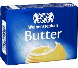 Abbildung des Angebots Weihenstephan Butter