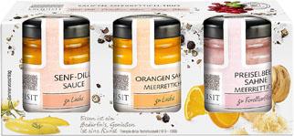 Abbildung des Angebots Exquisit Saucen-Meerrettich-Trio