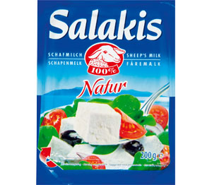 Abbildung des Angebots Salakis Schafskäse