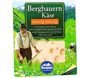 Abbildung des Angebots Bergader Bergbauern-Käse