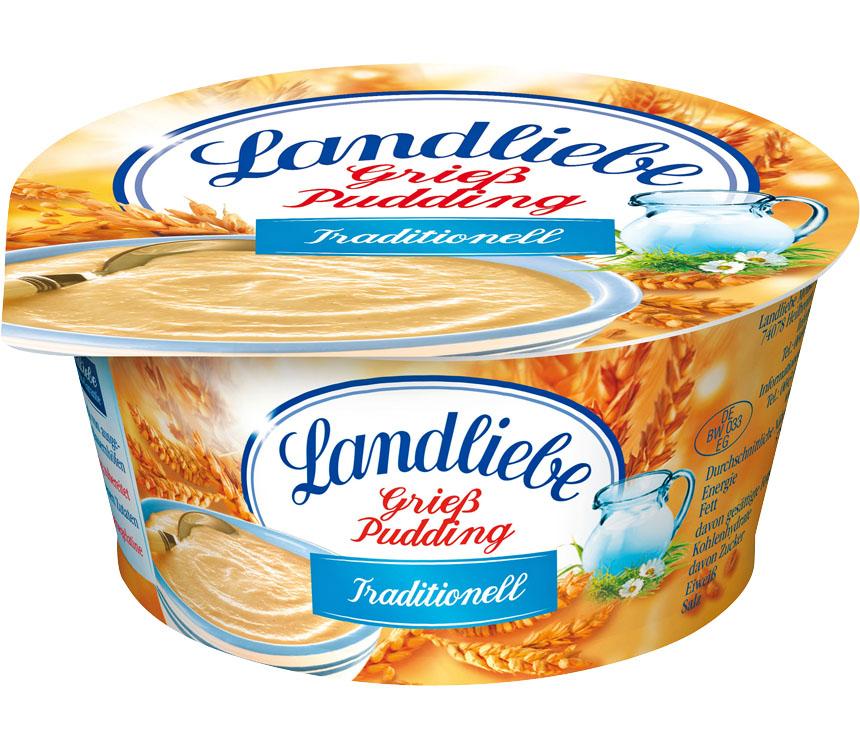 Abbildung des Angebots Landliebe Grieß-Pudding