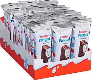 Abbildung des Angebots Ein ganzer Karton Kinder Pingui Schoko