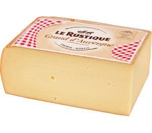 Abbildung des Angebots Le Rustique Grand d'Auvergne frz. Schnittkäse