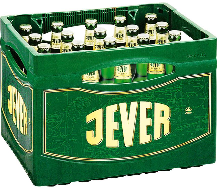 Abbildung des Angebots Jever Pilsener
