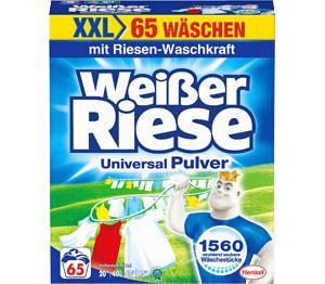 Abbildung des Angebots Weißer Riese XXL