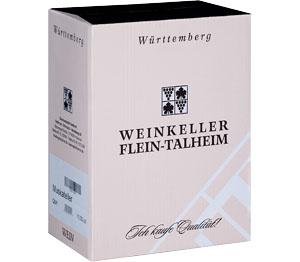 Abbildung des Angebots Ein ganzer Karton Weinkeller Flein-Talheim Muskateller