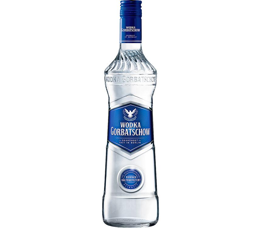 Abbildung des Angebots Wodka Gorbatschow