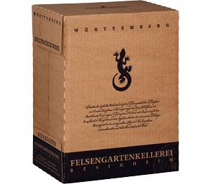 Abbildung des Angebots Ein ganzer Karton Felsengartenkellerei Besigh. Schalkst. Muskat-Trollinger